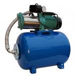 MHI 2200 SS hidrofor 50L szett Házi vízmű - Házi vízellátó szivattyú