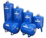 300 L+M Hidrofor tartály nyomásmerővel